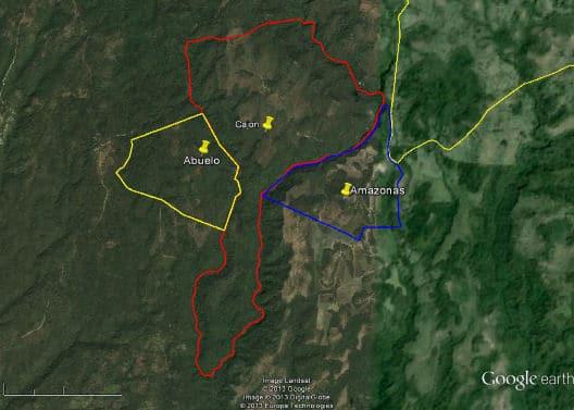 Farm of 395 hectares - San Isidro 2